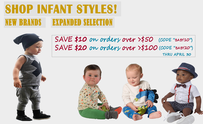 Infant Wear Sale